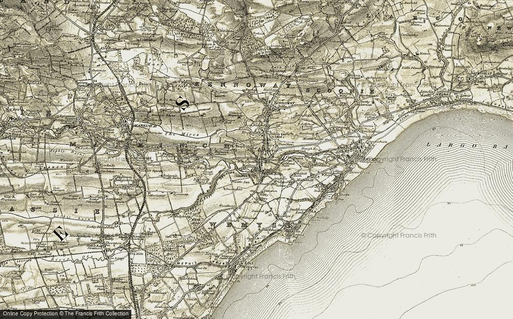 Balcurvie, 1903-1908