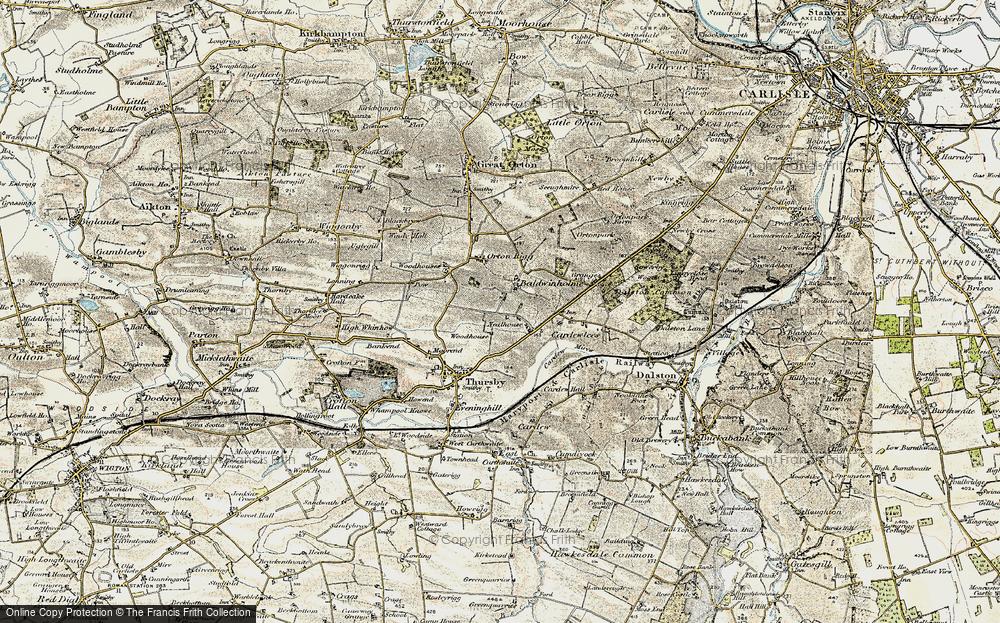 Baldwinholme, 1901-1904