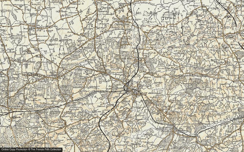 Baldwins Hill, 1898-1902