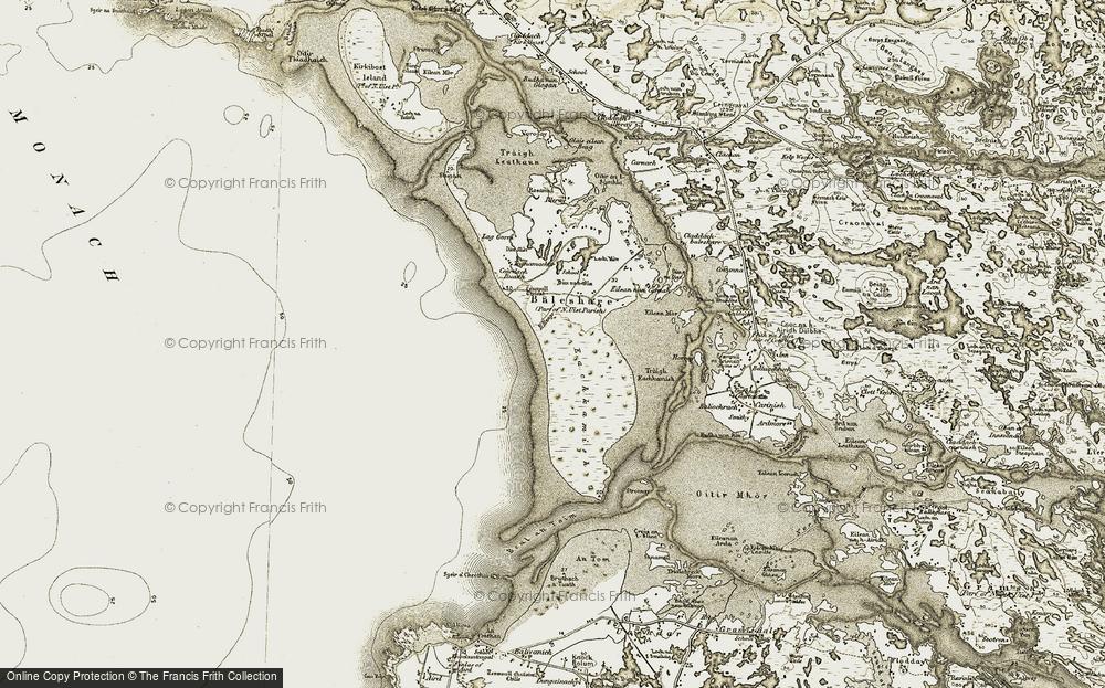 Baleshare, 1911