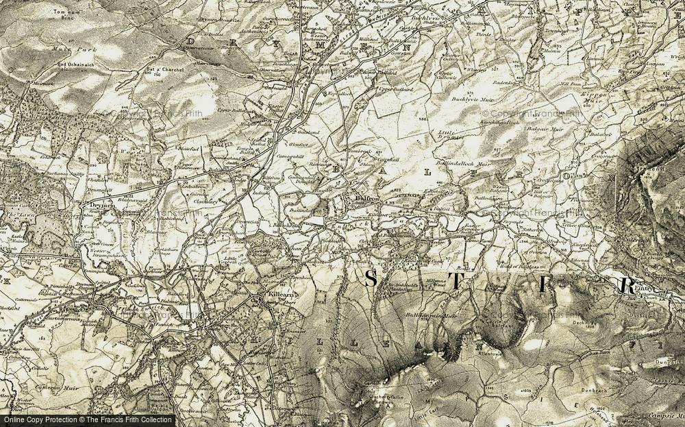Balfron, 1904-1907