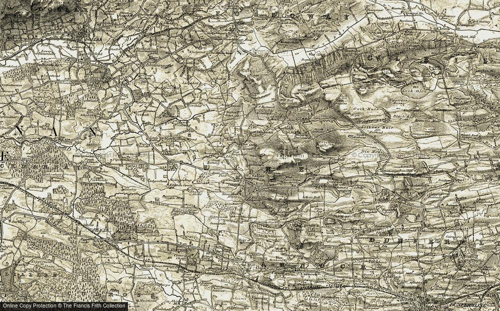Balgonar, 1904-1906