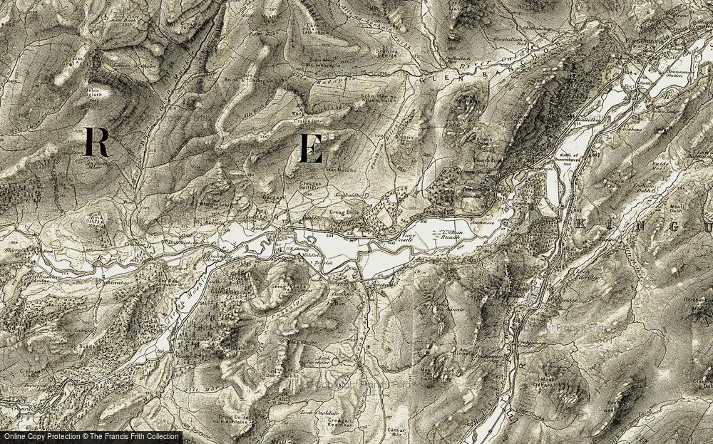 Balgowan, 1908