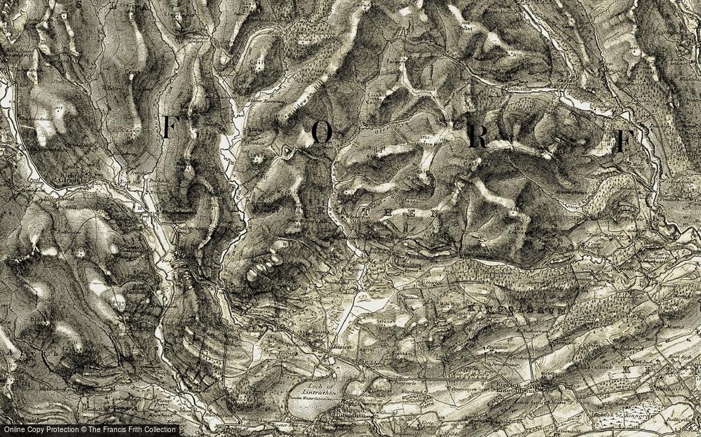 Balintore, 1907-1908
