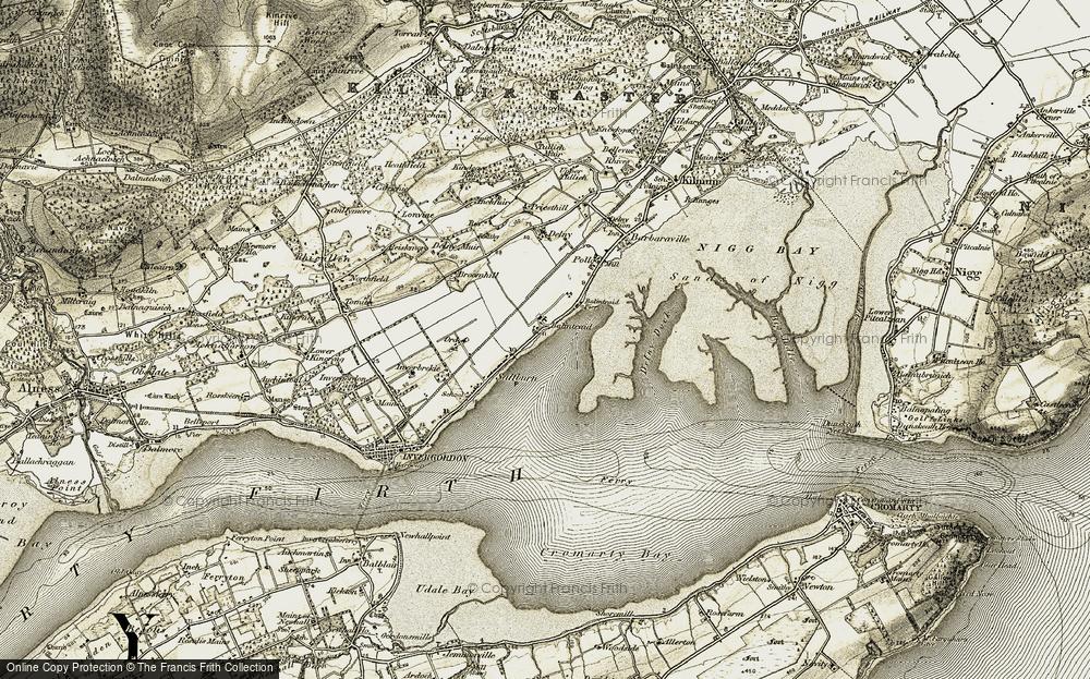 Balintraid, 1911-1912