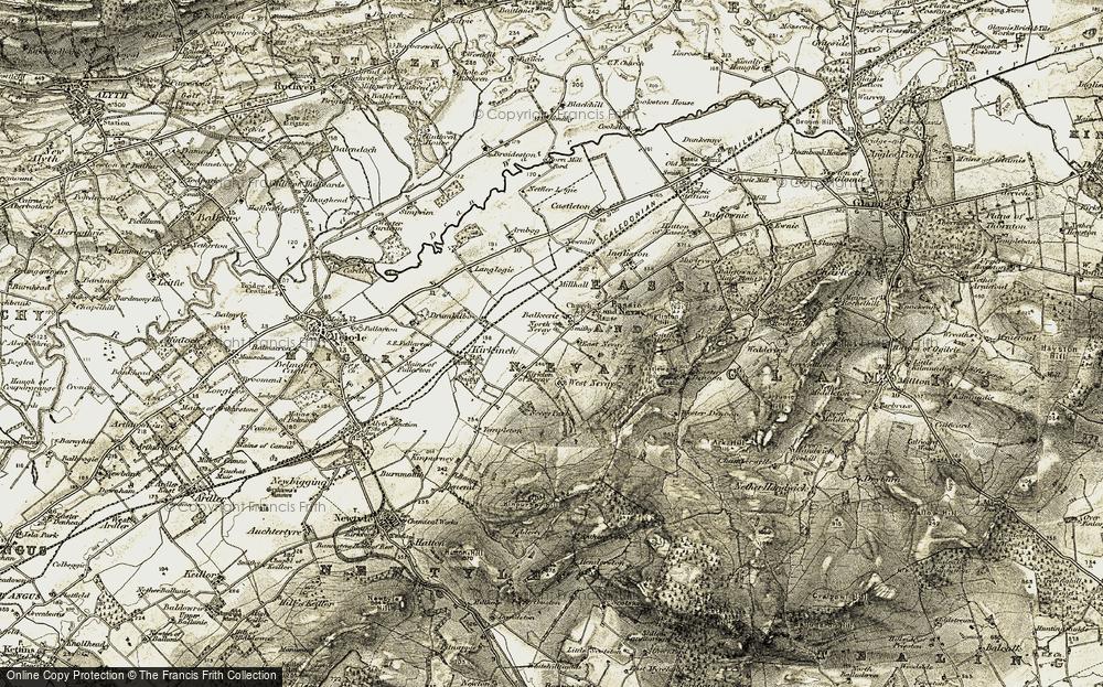 Balkeerie, 1907-1908