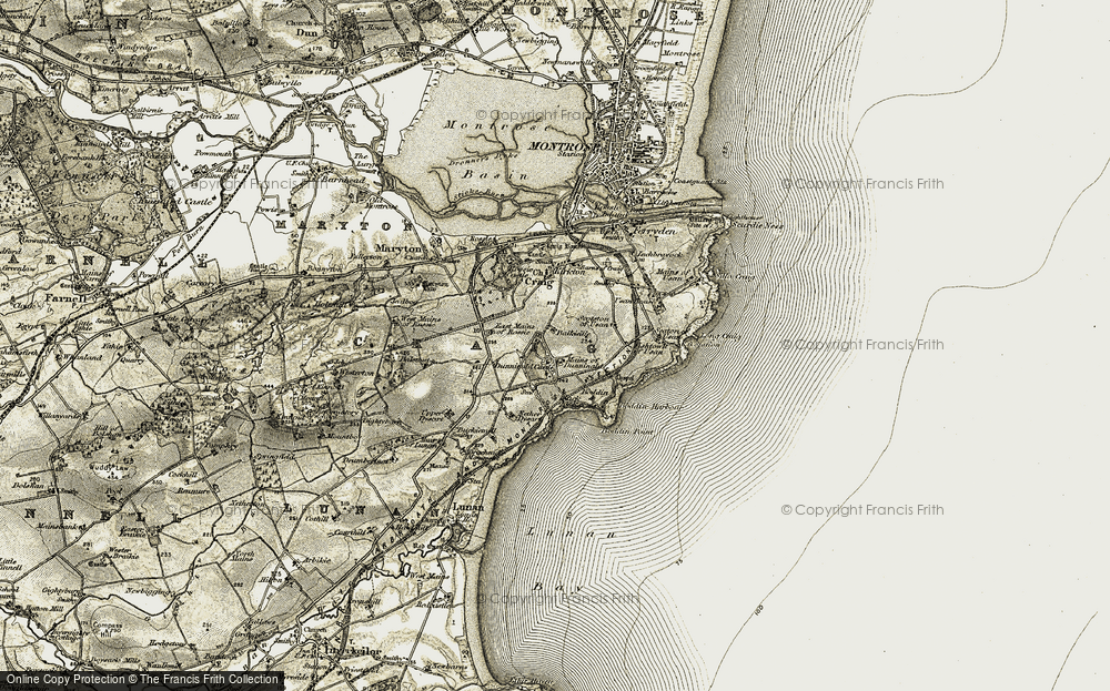 Balkiellie, 1907-1908