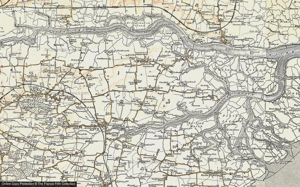 Ballards Gore, 1898