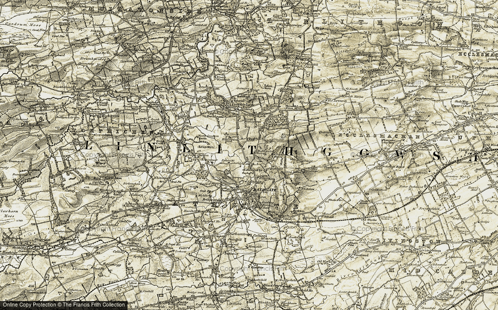 Ballencrieff Toll, 1904