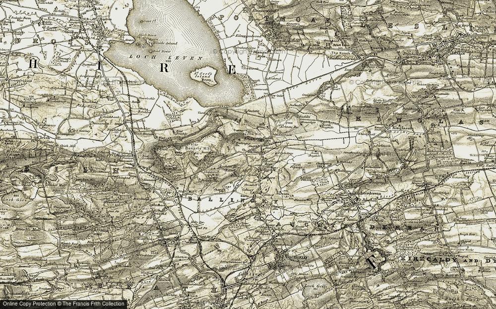 Ballingry, 1903-1908