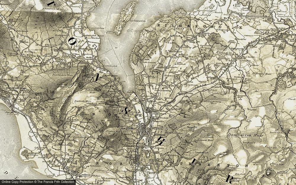 Balloch, 1905-1907