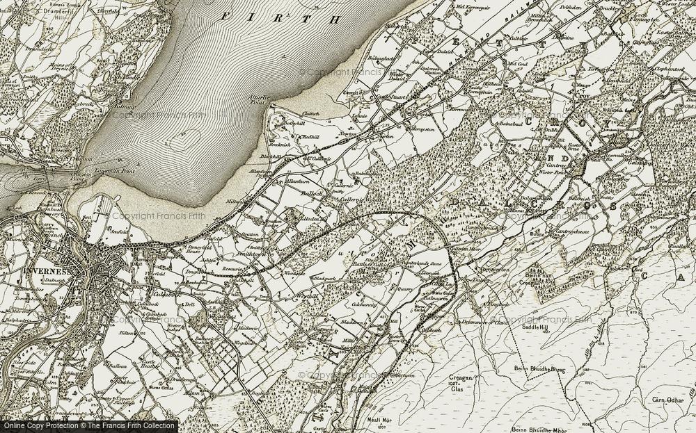 Balloch, 1911-1912