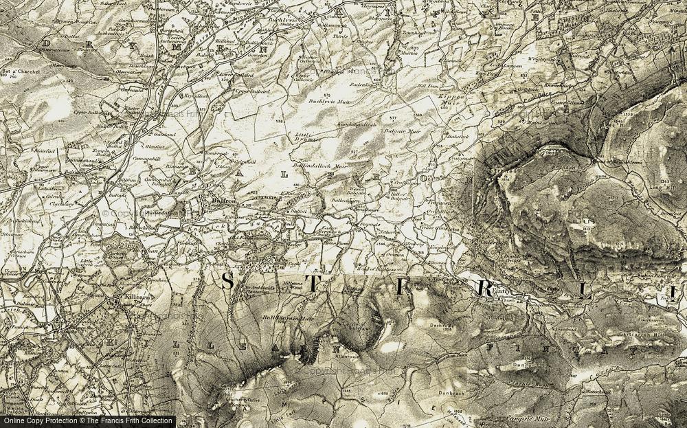 Ballochearn, 1904-1907