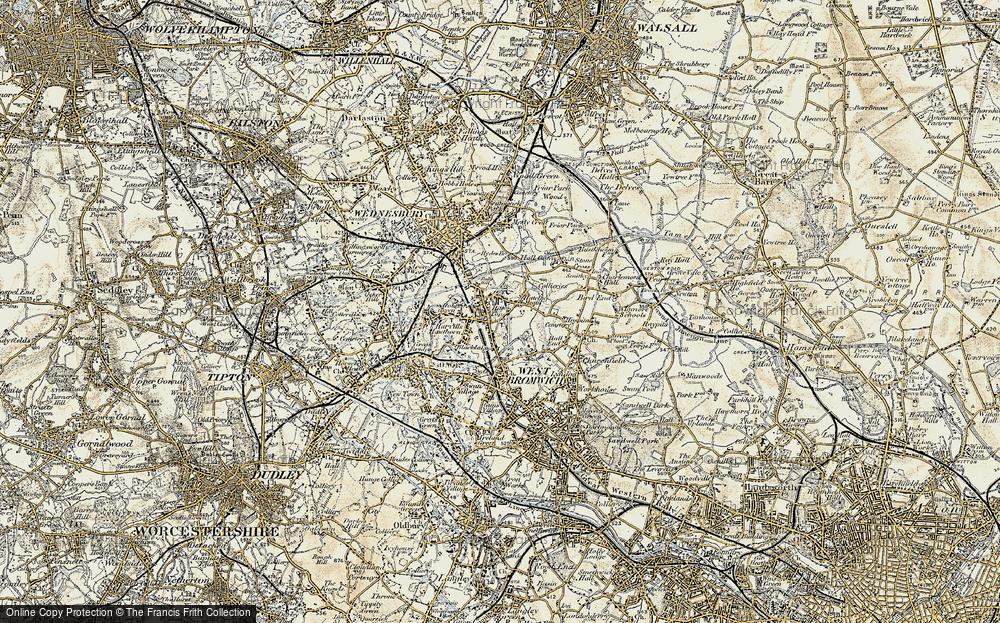 Balls Hill, 1902