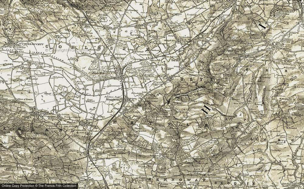 Balmalcolm, 1906-1908