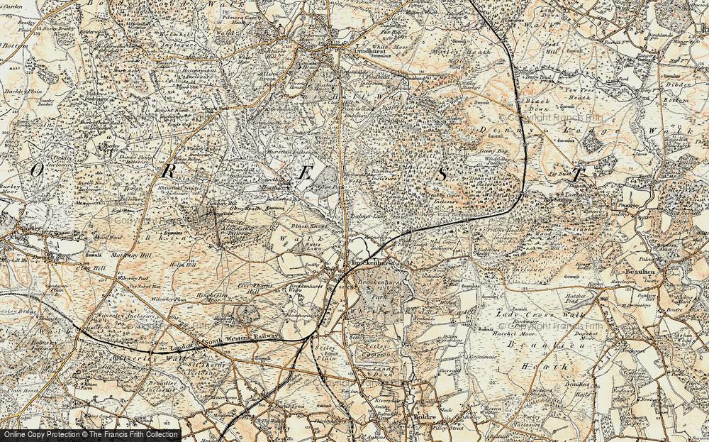 Balmerlawn, 1897-1909