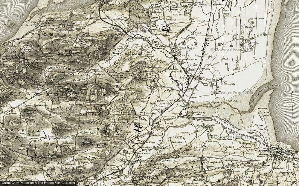 Balmullo, 1906-1908