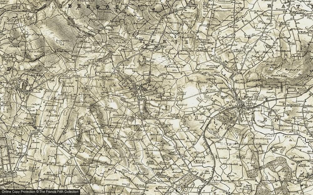 Balnamoon, 1909-1910