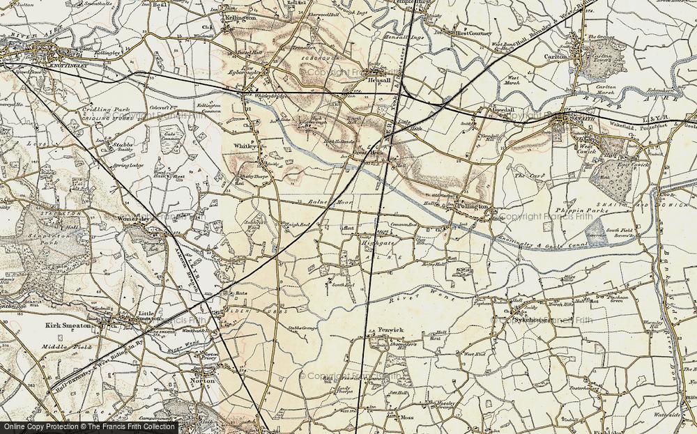 Balne, 1903