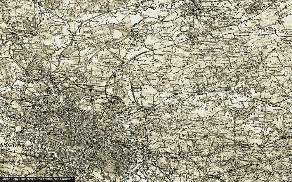 Balornock, 1904-1905