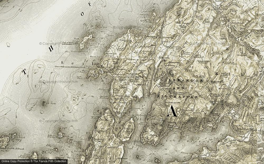 Balvicar, 1906-1907