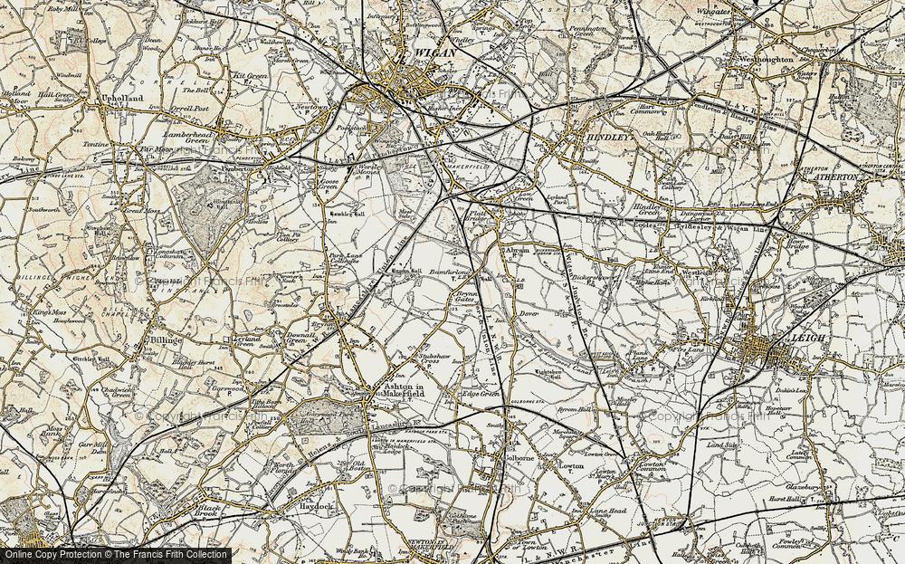 Bamfurlong, 1903