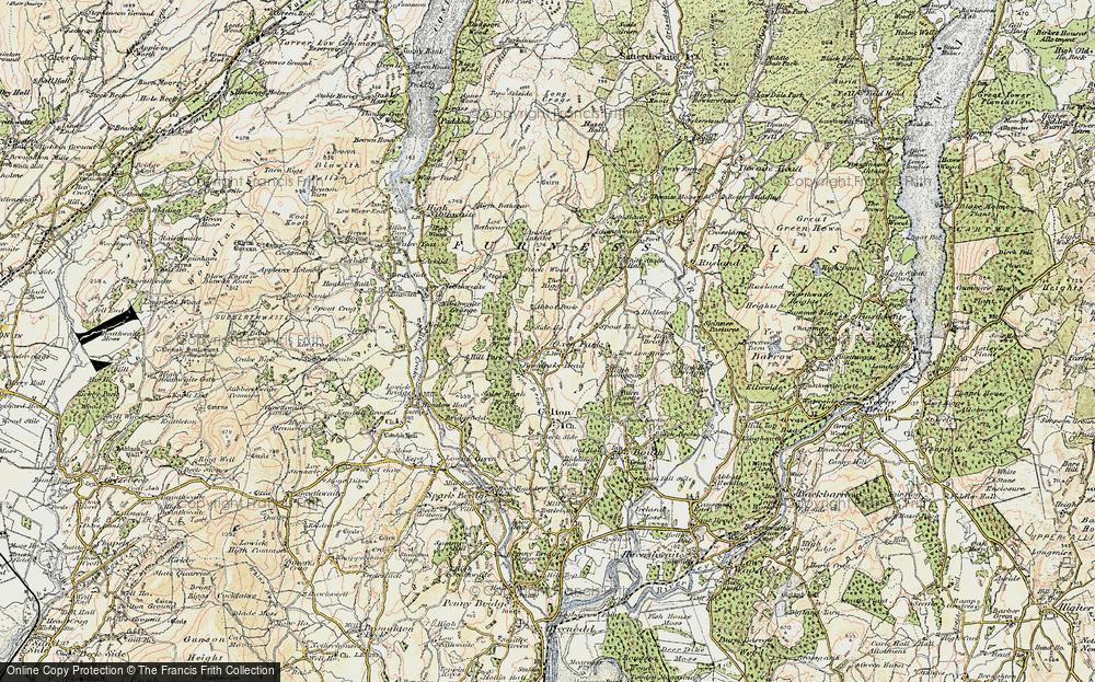 Bandrake Head, 1903-1904