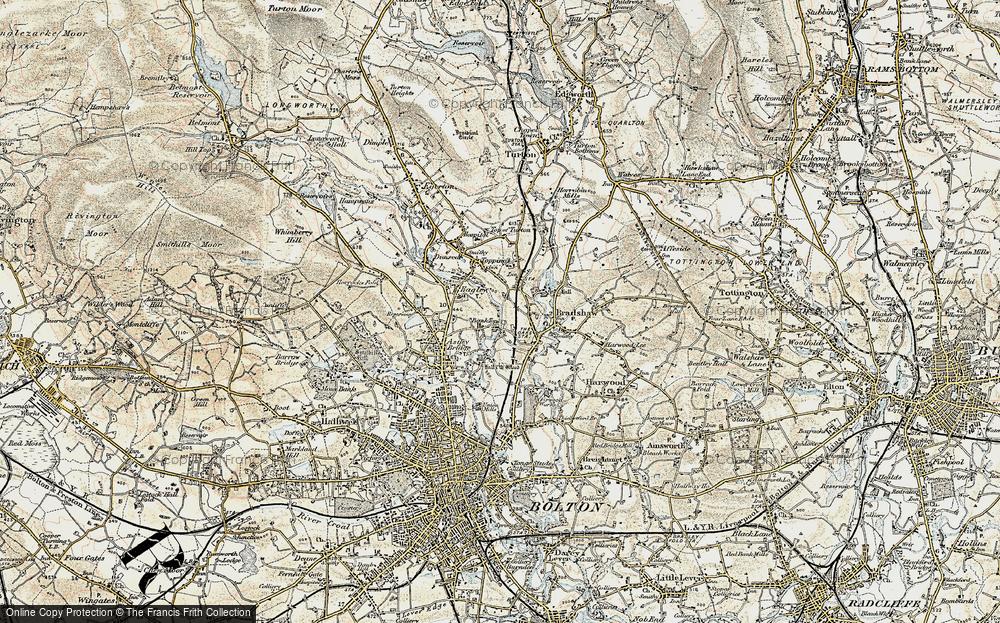 Bank Top, 1903