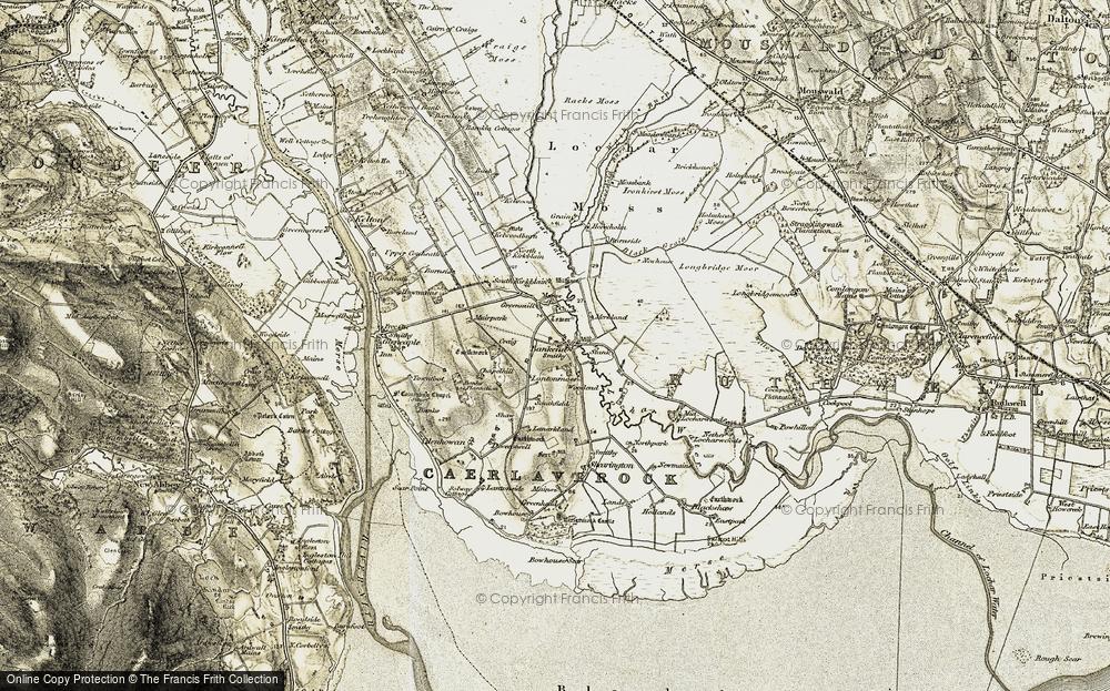 Bankend, 1901-1905