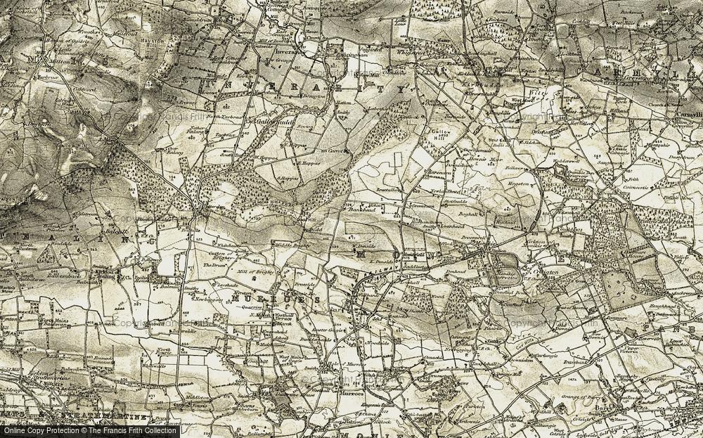 Bankhead, 1907-1908