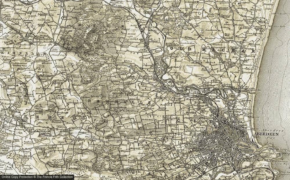 Bankhead, 1909