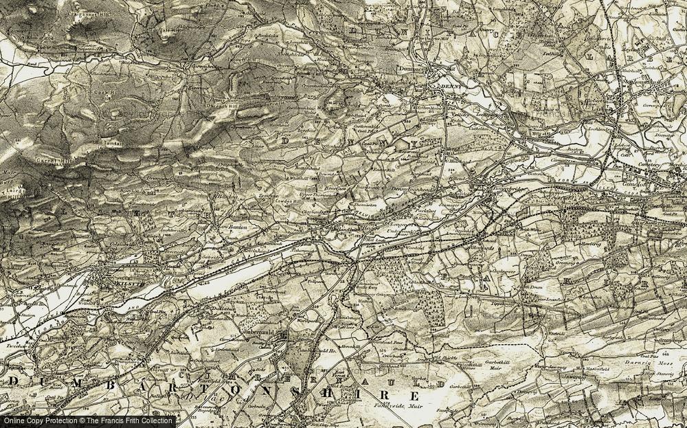Banknock, 1904-1907