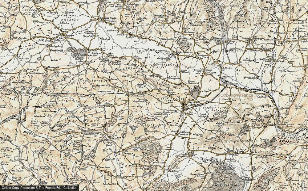 Bankshead, 1902-1903