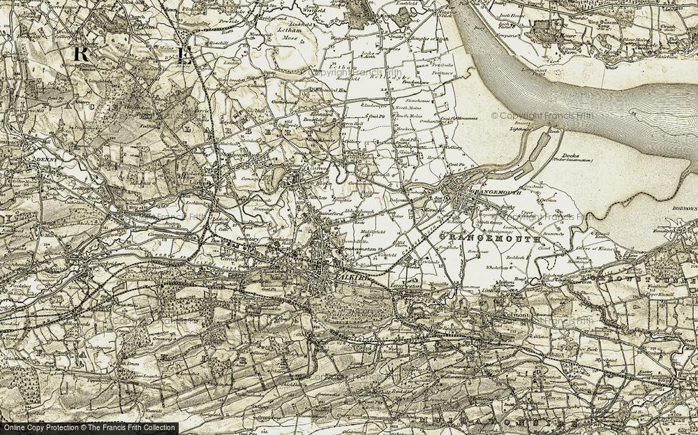 Bankside, 1904-1906