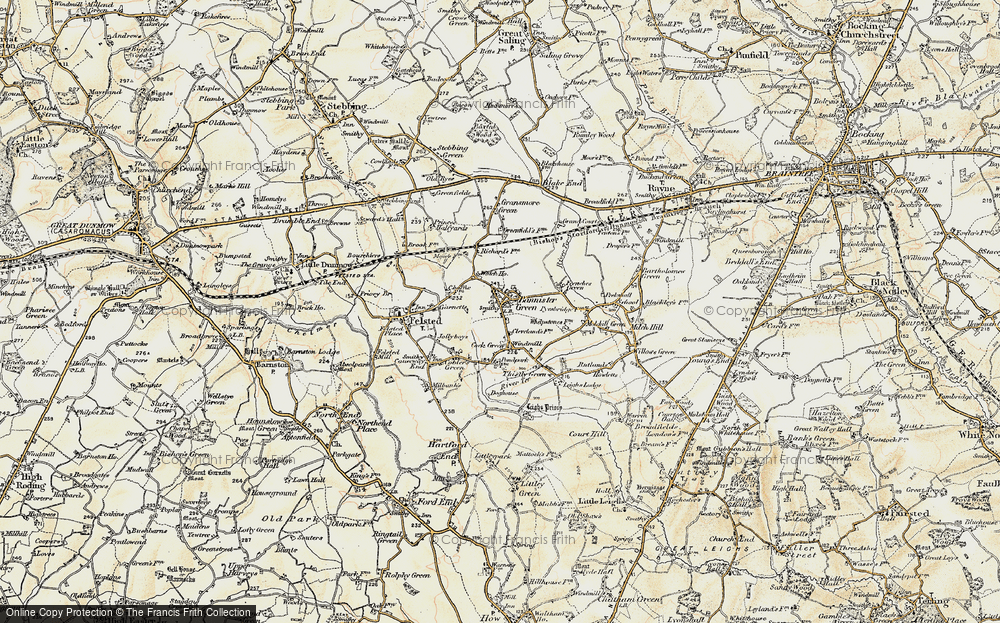 Bannister Green, 1898-1899