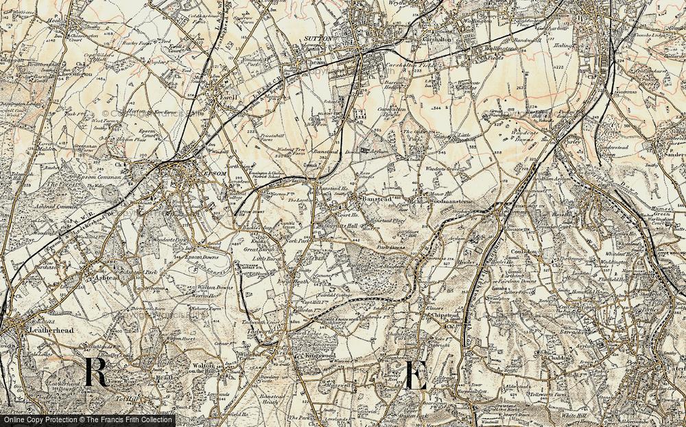 Banstead, 1897-1909