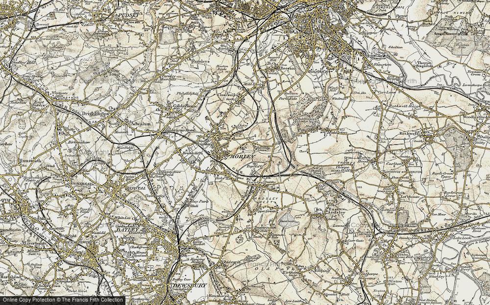 Bantam Grove, 1903