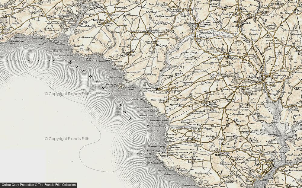 Bantham, 1899-1900