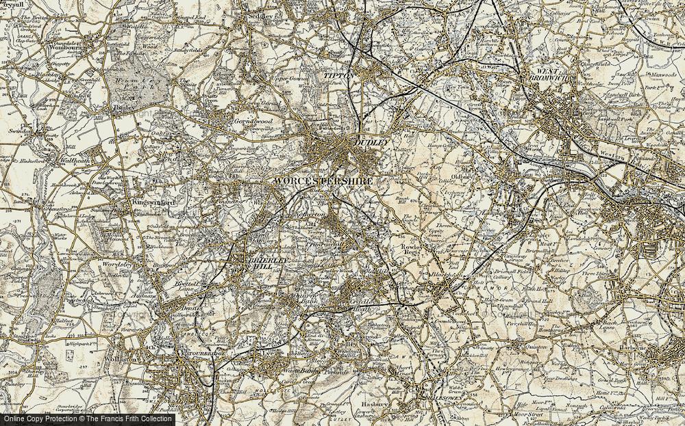 Baptist End, 1902