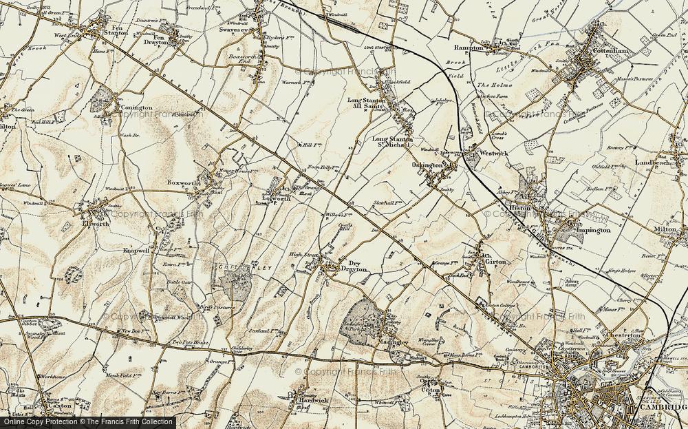 Bar Hill, 1899-1901