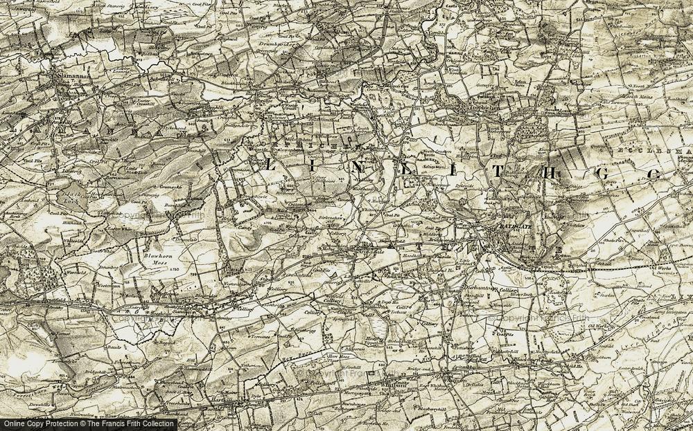 Barbauchlaw, 1904