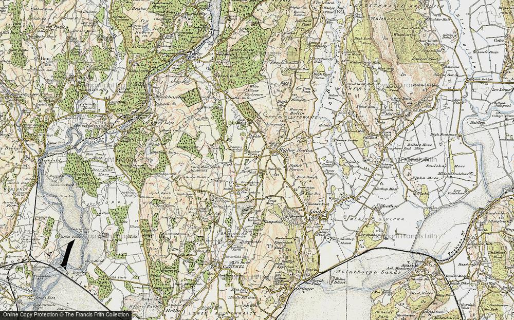 Barber Green, 1903-1904