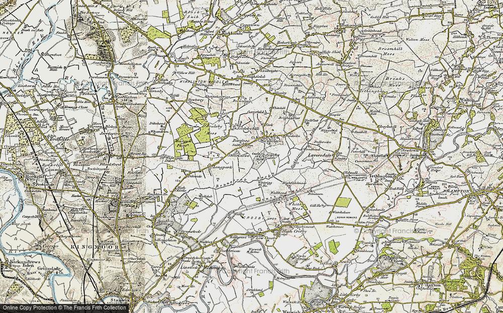 Barclose, 1901-1904