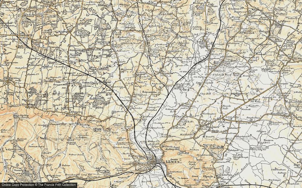 Barcombe, 1898