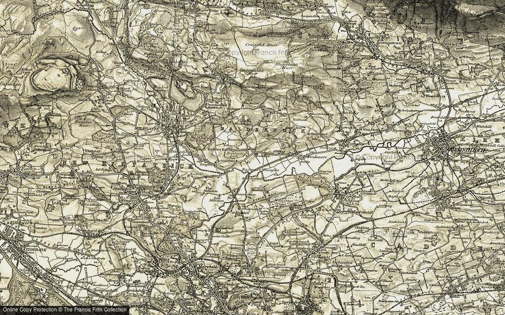 Bardowie, 1904-1905