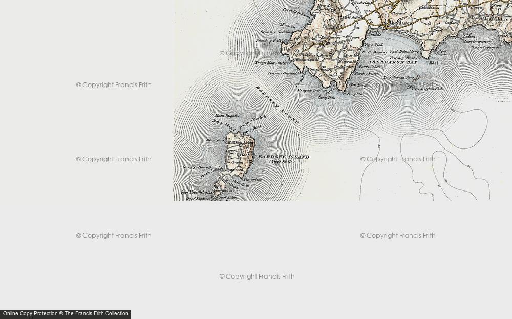 Bardsey Island, 1903