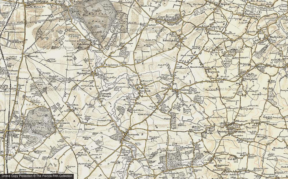 Bardwell, 1901