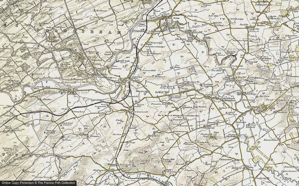 Bareless, 1901-1904