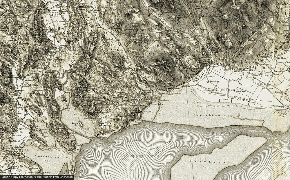 Barend, 1904-1905