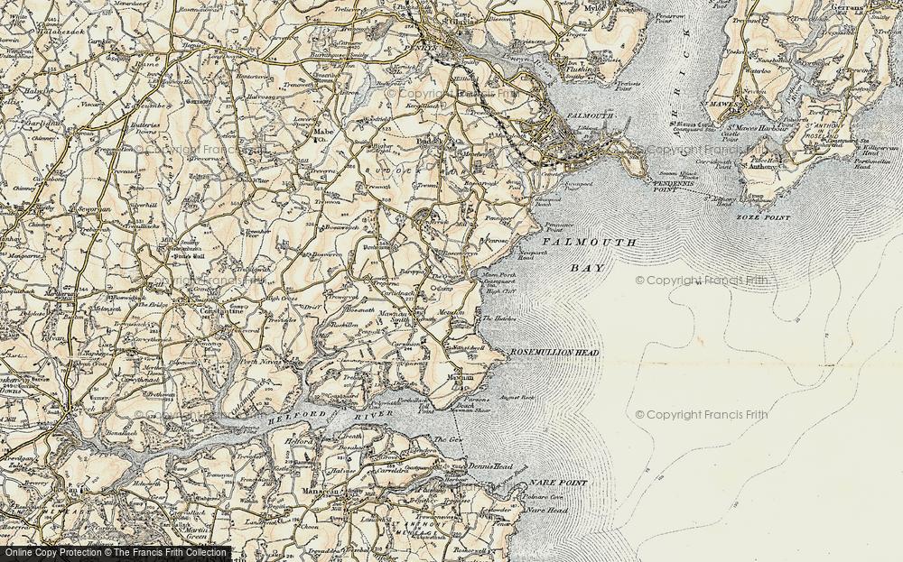 Bareppa, 1900